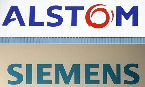 """EK blokavo """"Siemens"""" ir """"Alstom"""" geležinkelių verslų sujungimą"""