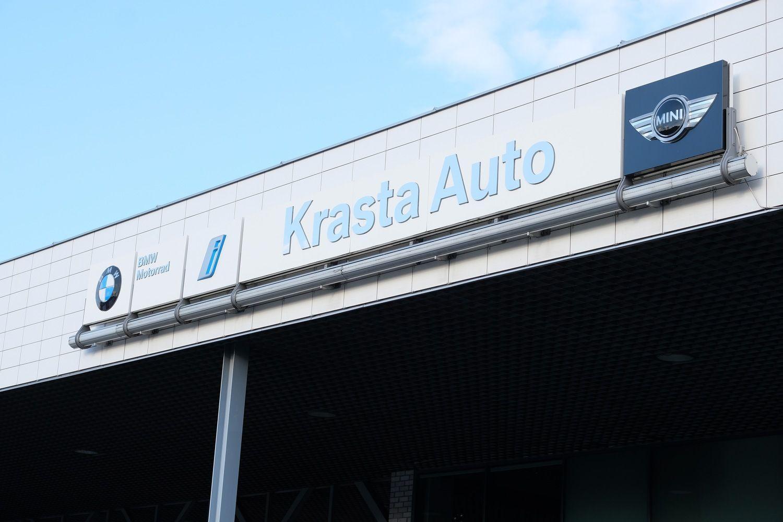 """""""Modus Group"""" perleido """"Krasta Auto"""" britų bendrovei """"Inchcape"""""""