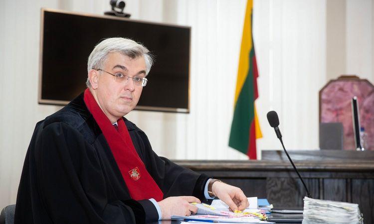 """Teismas nenušalino prokuroro J. Lauciaus """"MG Baltic"""" byloje"""
