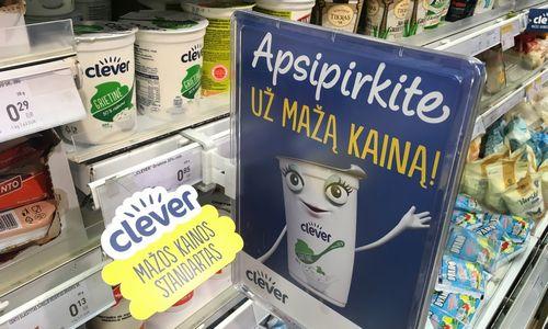 """""""Maxima"""" ir """"Lidl"""" traukia lietuviškumo kortą, """"Iki"""" – priešingai"""