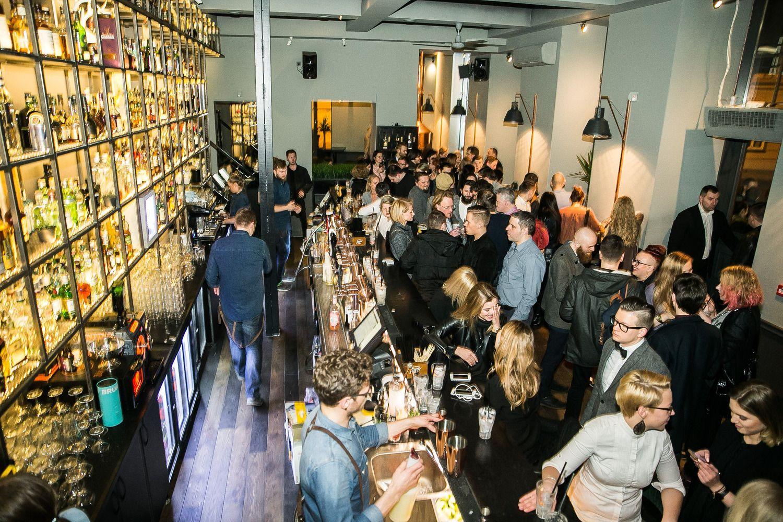 Paskelbtas šimto geriausių Lietuvos barų sąrašas