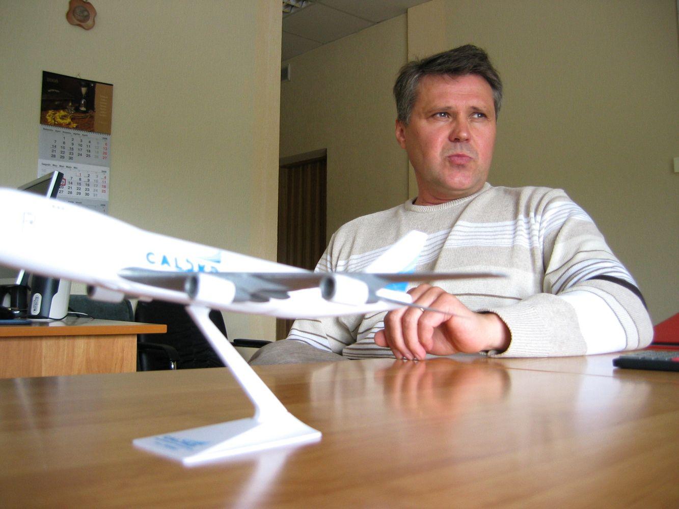 Prokuratūra buvusio Šiaulių oro uosto vadovo bendrovę įtaria savavališkomis statybomis