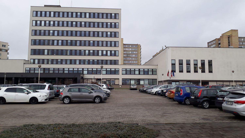 Lietuvos bankas skelbia architektūrinį konkursą būstinės rekonstrukcijai