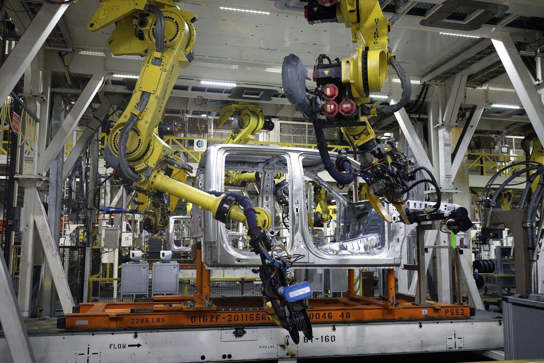 """Šveicarų """"Mikron Group"""": gamybą planuojame pradėti šią vasarą"""