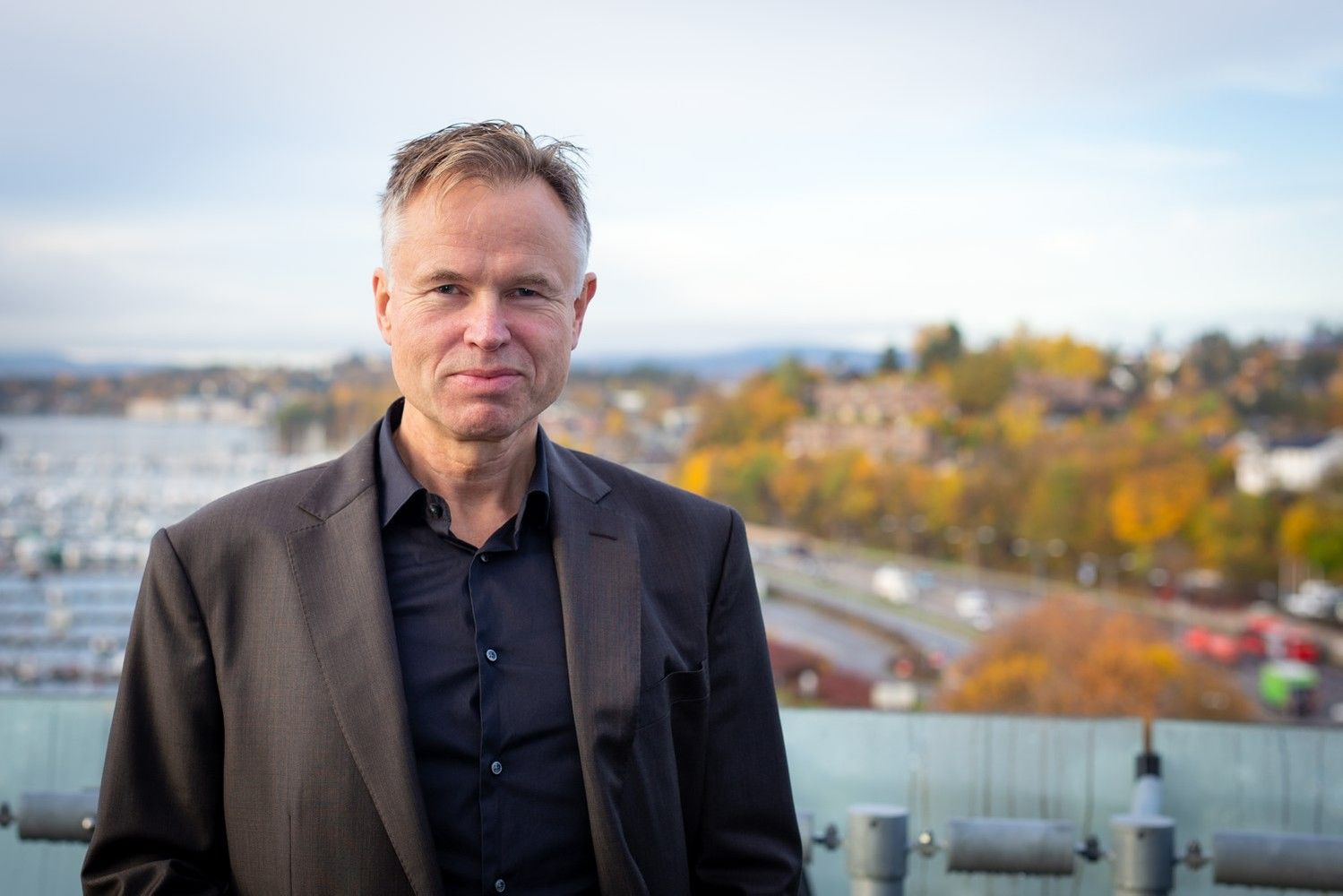 """""""Vismos"""" vadovas Øysteinas Moanas: esame atviri naujų įmonių įsigijimams Lietuvoje"""