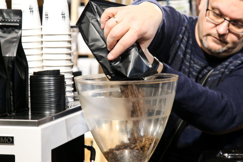 Vilniuje vyksta kavos mėgėjų atlaidai
