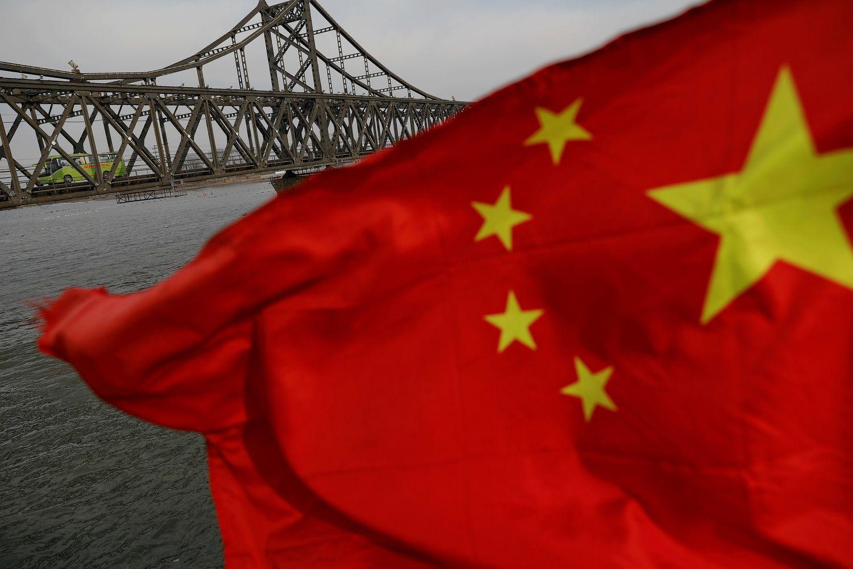 Kinija sako esanti šokiruota dėl Lietuvos žvalgybos kaltinimų