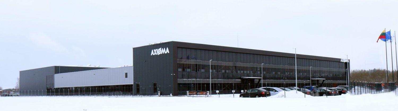 """""""Axioma Metering"""": Kauno LEZ atidaryta skaitiklių gamykla, įsigytas sklypas antrai gamyklai"""