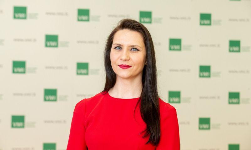 Rasa Virvilienė, Valstybinės mokesčių inspekcijos (VMI) Teisės departamento direktorė. Juditos Grigelytės (VŽ) nuotr.