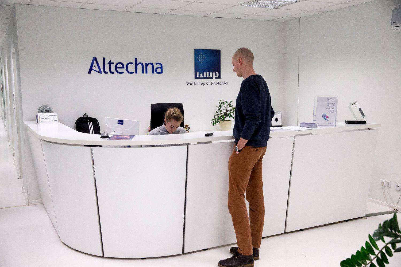 """""""Altechna"""" turi naują vadovą"""