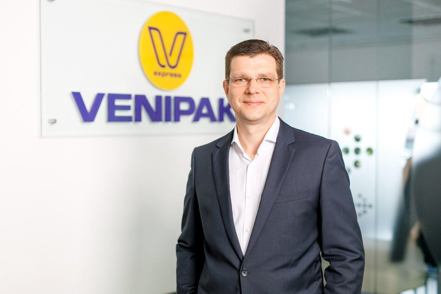 """2018-aisiais Baltijos šalyse """"Venipak"""" fiksavo dviženklį augimą"""