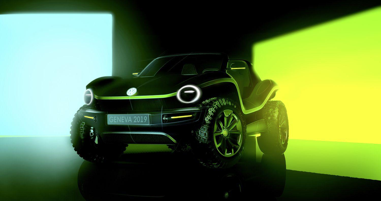 """""""Volkswagen"""" gaivina bagio idėją"""