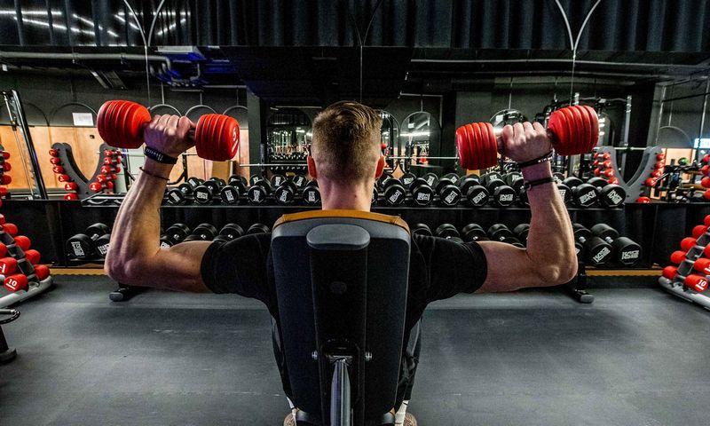 Sportuoti vis dažniau motyvuoja ne liekno kūno kultas, o noras gyventi sveikai. Juditos Grigelytės (VŽ) nuotr.