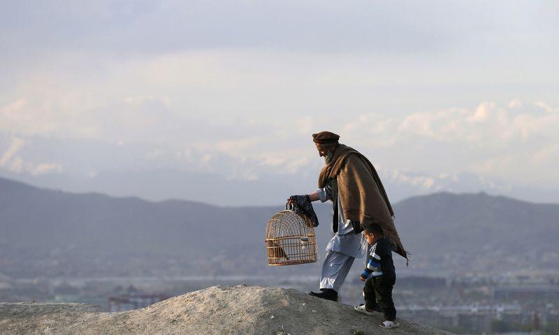 """Ne šiaip sau Afganistanas vadinamas imperijų kapinėmis. """"Reuters"""" nuotr."""