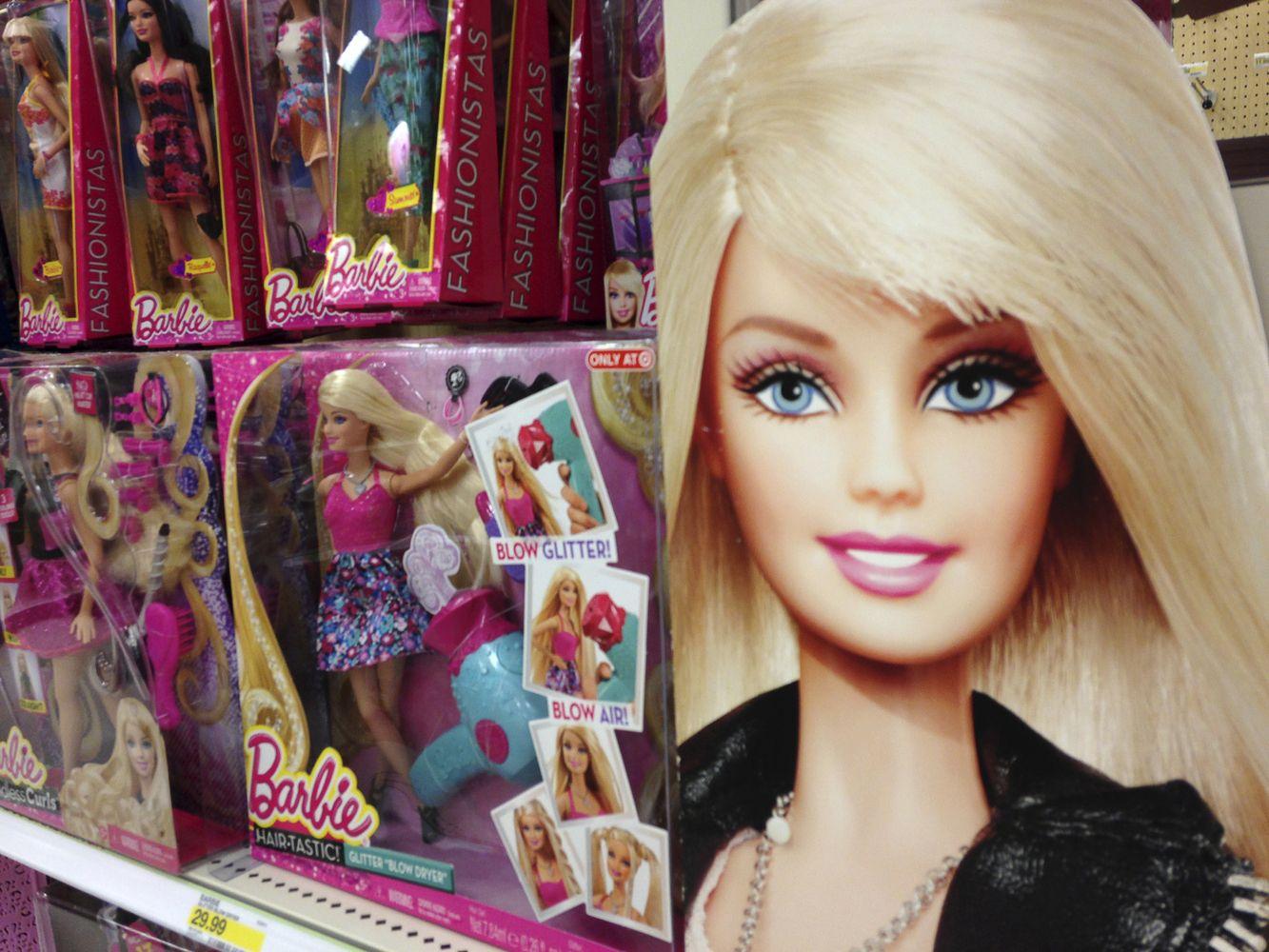 """""""Barbie"""" pardavimai perkopė 1 mlrd. USD"""