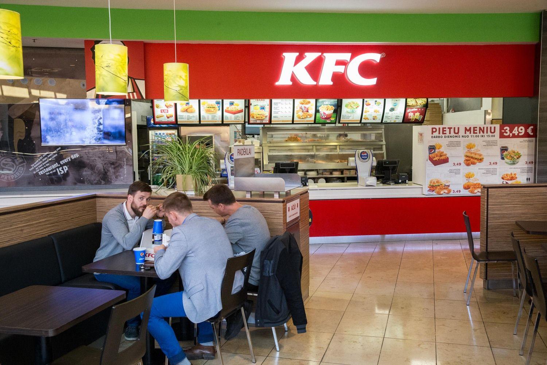 """""""Apollo Group"""" įsigijo KFC restoranus Lietuvoje ir Latvijoje"""