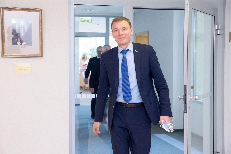 M. Puidokas paskelbė dalyvausiąs prezidento rinkimuose