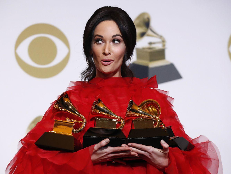 """Didysis """"Grammy"""" laurų vainikas – kantri muzikos atlikėjai"""