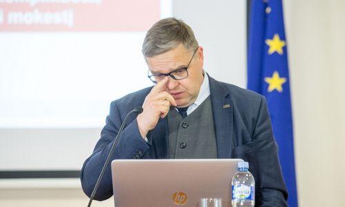 V. Vasiliauskas: bankų traukimasis iš regionų – pastovus galvos skausmas