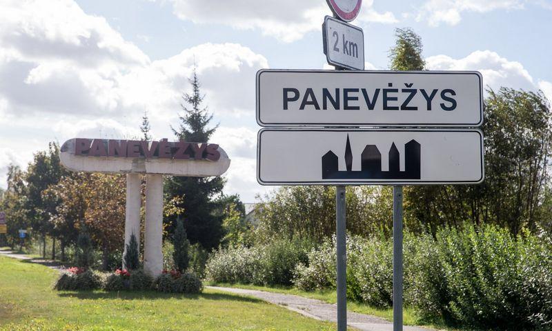 Panevėžio miesto vaizdai. Juditos Grigelytės (VŽ) nuotr.