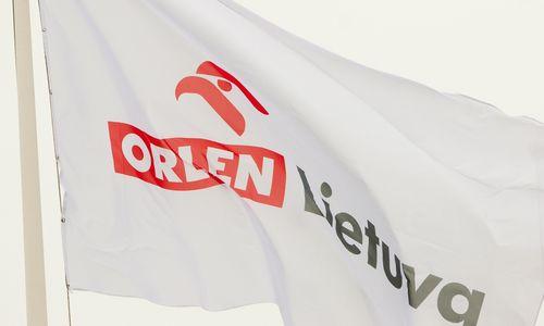 """""""Orlen Lietuvoje"""" sustabdytas krekingo įrenginys"""