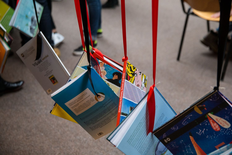 20-etė Vilniaus knygų mugė kvies į 500 renginių