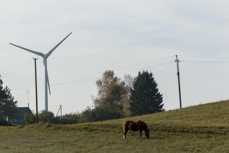 Pagal žaliąją energiją Lietuva toliau lenkia ES vidurkį