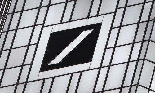"""""""Deutsche Bank"""" užklupę rūpesčiai nesibaigia"""