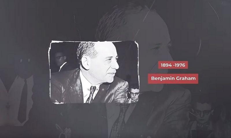 """Benjaminas Grahamas, vertės investavimo filosofijos pradininkas. """"Youtube"""" nuotr."""