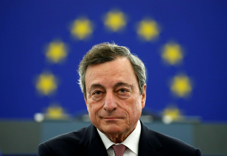 Nerimauja, kad M. Draghi nepakeistų vokietis