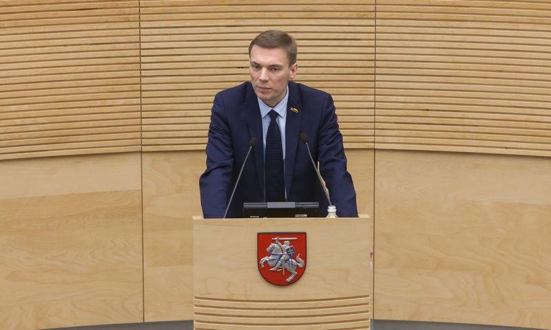 Mindaugas Puidokas. Vladimiro Ivanovo (VŽ) nuotr.