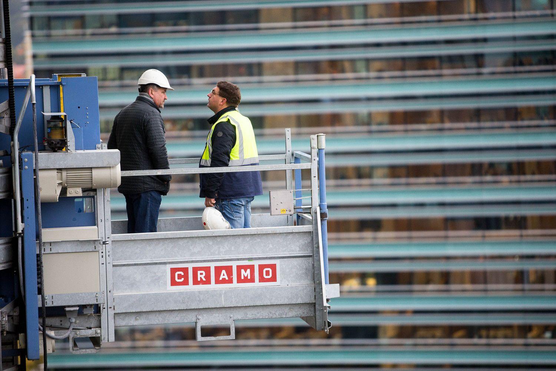 """""""Cramo"""": įrangos nuomos tendencijos Europoje palankios"""