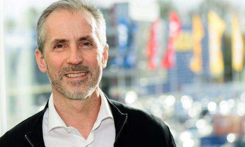 "Torbjornas Loofas, ""Inter Ikea"" vadovas. Bendrovės nuotr."