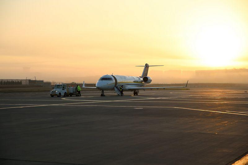 Nors pernai dešimteriopai išaugo aukų skaičiaus, aviacija išlieka saugiausia transporto rūšis. Vladimiro Ivanovo (VŽ) nuotr.