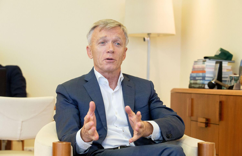 A. Avulis: prieš 5 metus Vilniuje tokios psichozės nebuvo