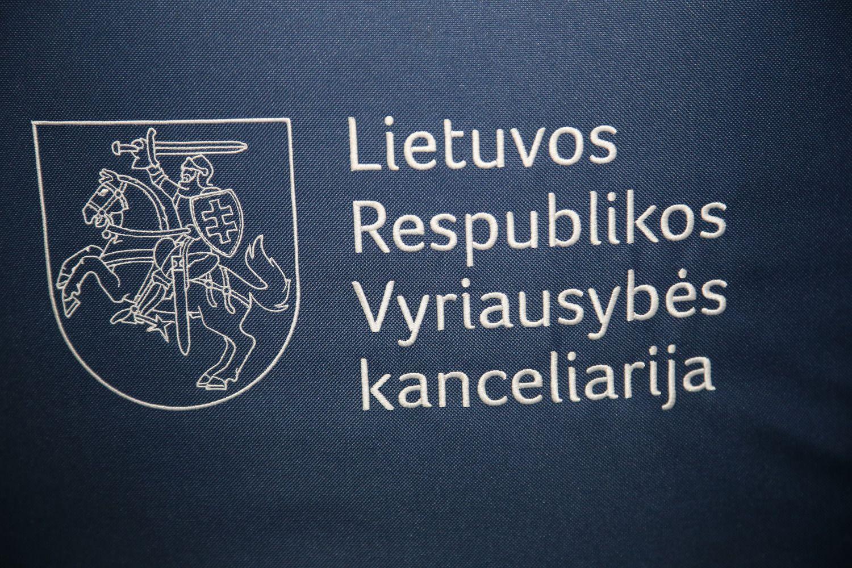 Vyriausybė atšaukia rekomendacijas įstaigoms konkursuose telktis Vyriausybės ekspertus