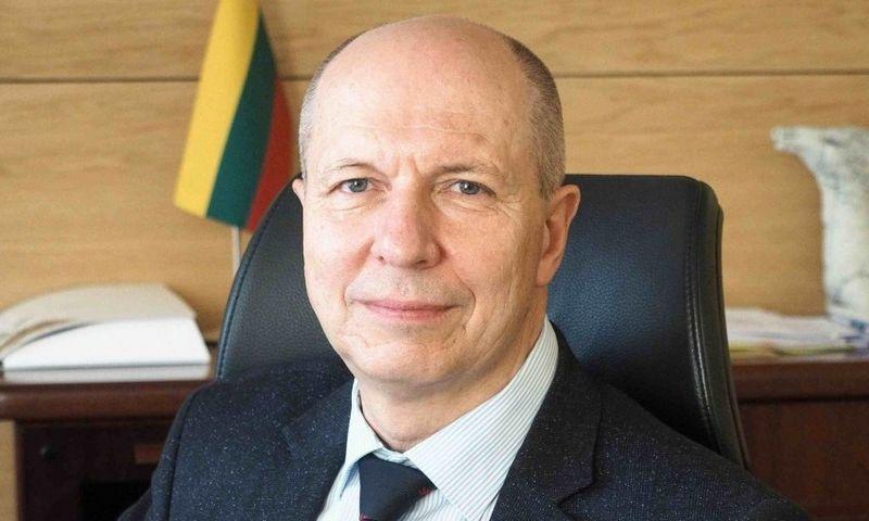 Prof. dr. Feliksas Jankevičius. SAM nuotr.