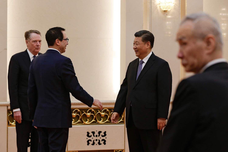 JAV ir Kinijos derybos dėl prekybos – be rezultatų