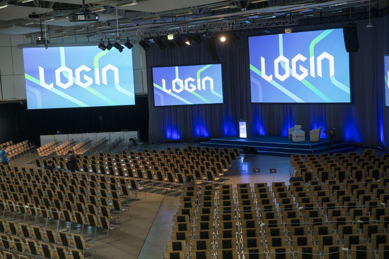 """Login"" organizatoriai diskriminavo vyrus"