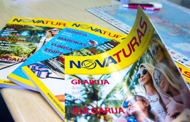 """Sausį 26% apyvartą padidinęs """"Novaturas"""" prognozuoja, kad augimas mažės"""
