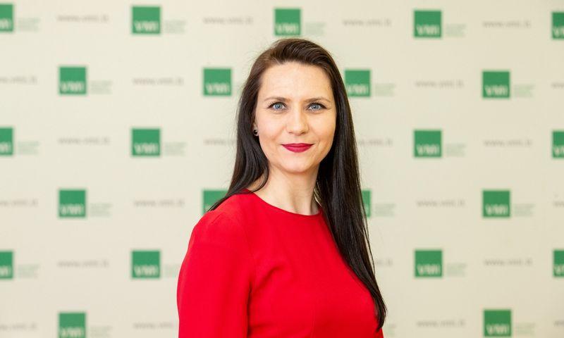 Rasa Virvilienė, VMI Teisės departamento direktorė. Juditos Grigelytės (VŽ) nuotr.