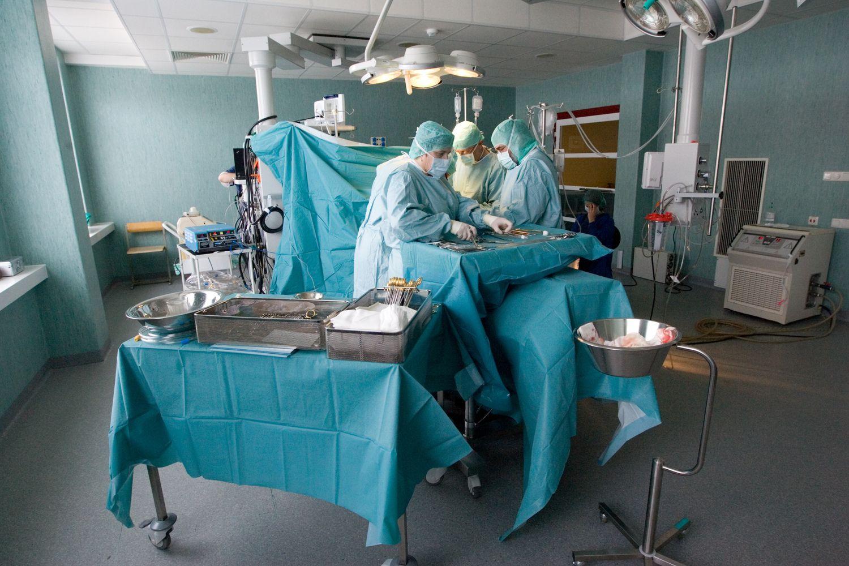 Gydymo įstaigų pertvarka:pelningai dirbo tik didžiosios ligoninės