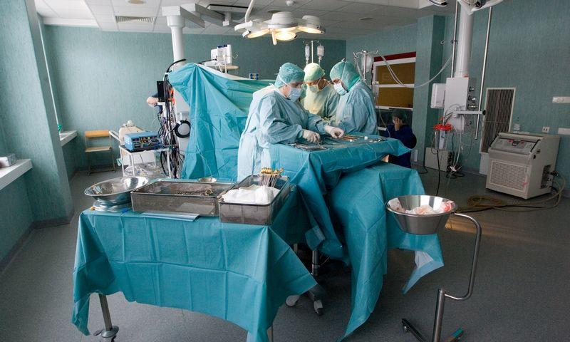 Lietuvos gydymo įstaigų tinklo laukia rimta optimizavimo operacija, kuri labiausiai palies rajonines ligonines.  Juditos Grigelytės (VŽ) nuotr.
