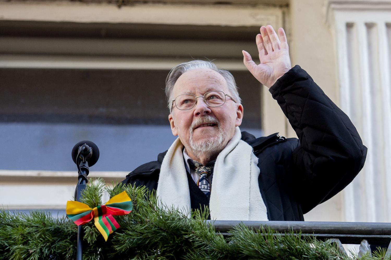 V. Landsbergis: nevokim ir nemeluokim, toks tebūnie devizas