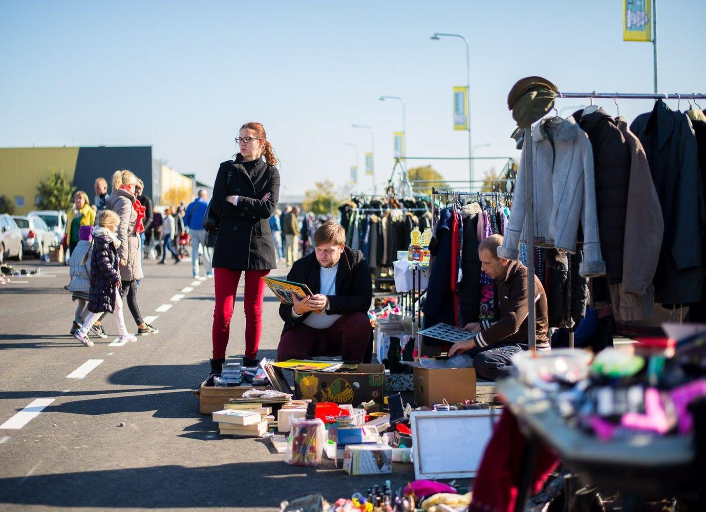 Kaune formuojasi naujas turgus