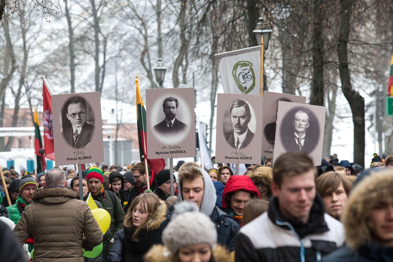 Politologas Antanas Kulakauskas: vienybės nebuvo nei tada, nei dabar