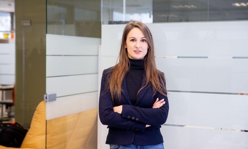 """Nora Zikaitė, UAB """"Slapto pirkėjo tyrimai"""" projektų vadovė. Juditos Grigelytės (VŽ) nuotr."""