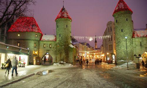 Taline turistai pernai išleidomilijardą eurų, daugiausiai lankėsi suomių