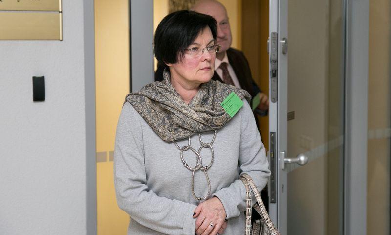 """Danguolė Jankauskienė, Mykolo Romerio universiteto sveikatos tyrimų laboratorijos vadovė, Santaros klinikų direktorė medicinai ir slaugai. Žygimanto Gedvilos (""""15min"""" / """"Scanpix"""") nuotr."""