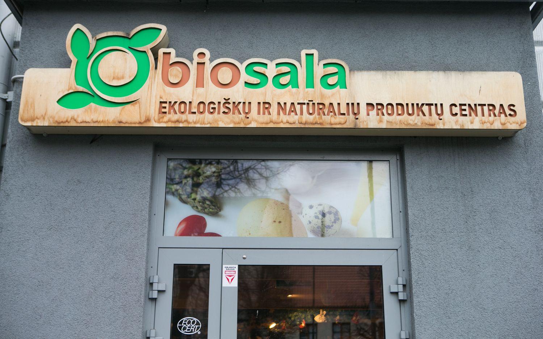 """Estijos """"BaltCap"""" leista perimti """"Sveikų produktų"""" ir """"Bio Salos"""" kontrolę"""